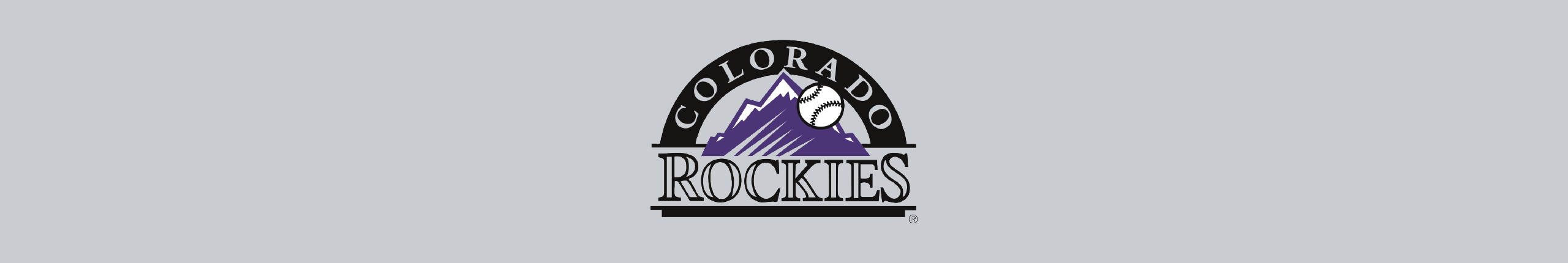 Fan Shop Mlb Baseball Colorado Rockies Men Cutter